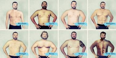 What Hot Men Look Like, According To 19 Different Countries