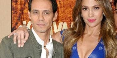 Jennifer Lopez & Marc Anthony Make Nice For Public Appearance