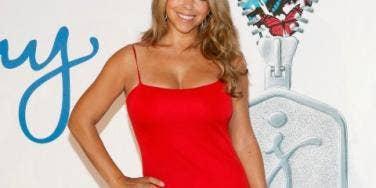 Mariah Carey curvy