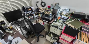 I Was Married To A Hoarder