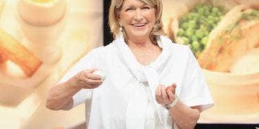 Martha Stewart's online dating profile