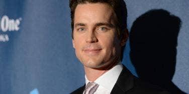 Christian Grey: Matt Bomer On 'Fifty Shades Of Grey' Movie Snub