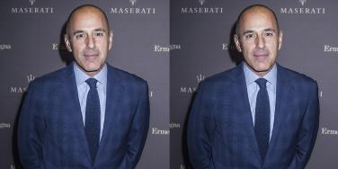 Details About The Rumor That Matt Lauer Fathered Two Secret Children While He Was Married To Annette Roque