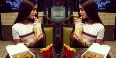 7 Healthiest Things On McDonald's Menu