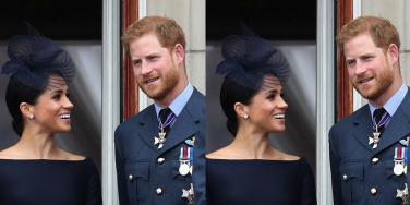 Can You Guess Meghan Markle & Prince Harry's Adorable Pet Names For Each Other?