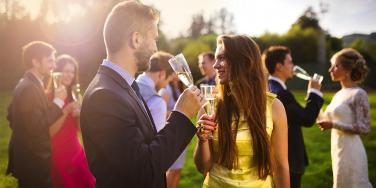Men Most Likely To Cheat At Weddings