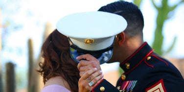 why do women like men in uniform