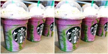 How To Order Ingredients In Starbucks Mermaid Frappuccino
