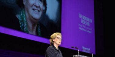 Meryl Streep, 2013 Women In The World