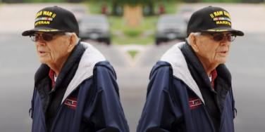 WWII Vet To Walk 100 Miles For His 100th Birthday To Raise Money For The Salvation Army