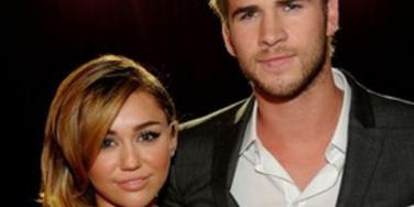 Miley Cyrus Gets Frisky With Boyfriend's Phallic Birthday Cake