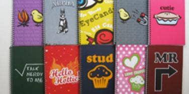 sassy slang notebooks