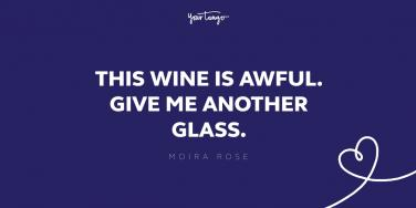 moira rose quote from schitt's creek