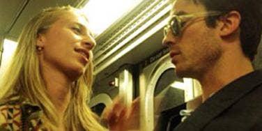 Molly Swenson & Ian Somerhalder