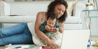 mommy burnout life hacks