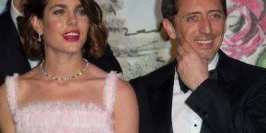 Charlotte Casiraghi and boyfriend Gad Elmaleh