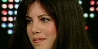 Monica Lewinsky on CNN talking about her affair with Bill Clinton