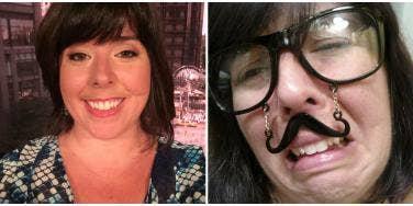 mustache, facial hair removal