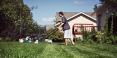 11-Year-Old Boy Mowing Lawns To Support Black Lives Matter Movement Proves You're Never Too Young To Be An Activist