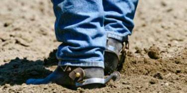 mud cowboy boots