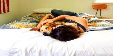 I Call My Dog 'Baby' Because I LOVE Him