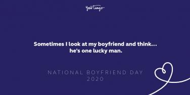national boyfriend day meme