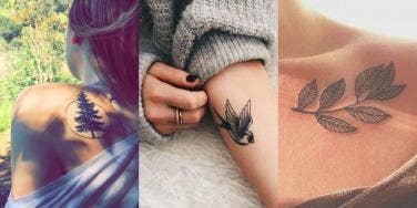 nature tattoos nature inspired tattoos