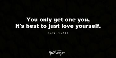 31 Naya Rivera Quotes On Life, Love, & Being Proud To Be Yourself