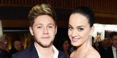 Niall Horan Katy Perry