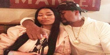 Is Nicki Minaj pregnant with Nas' baby?
