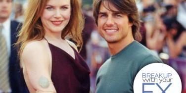 5 Of The Worst Celebrity Breakups Of All Time [PHOTOS]