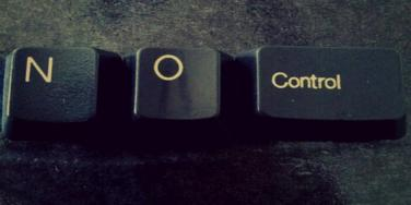 no control keyboard