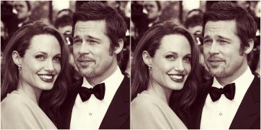 numerology Brad Pitt Angelina Jolie divorce relationships