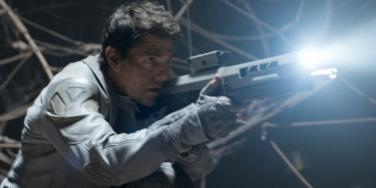 Tom Cruise in 'Oblivion'