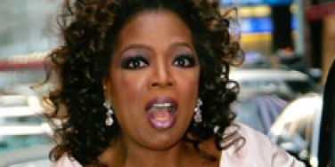 Oprah and Angelina Like It on Top