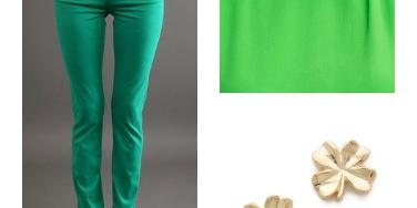 St. Patrick's Day-Inspired Date Outfits