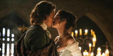 Outlander kiss boost sex drive