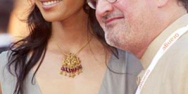 Salman Rushdie and Padma Lakshmi Divorce