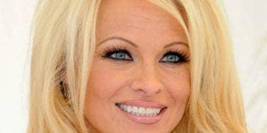 Pamela Anderson swearing men