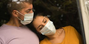 How We're Surviving Marriage In A Pandemic