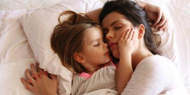 My Kids Still Sleep With Me Because Attachment Parenting Never Ends