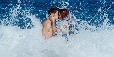 How To Kiss Each Zodiac Sign So You'll Be Their Last First Kiss, Per Astrology