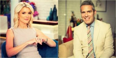 Before Calling Out Bill O'Reilly & Fox News On Sexual Harassment, Megyn Kelly Gave This Exclusive Interview To Andy Cohen On Trump, Sexism & Strength