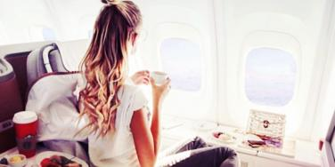 Why Drinking Coffee On Airplanes Could Make You Sick, According To Flight Attendants