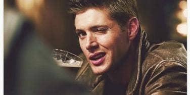 dean winking