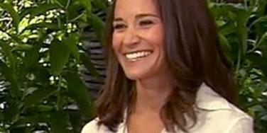 Pippa Middleton on the 'TODAY' show