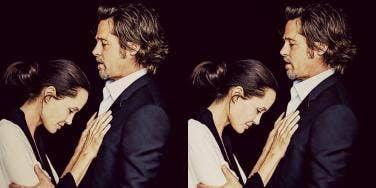 divorce Brad Pitt Angelina Jolie men cheat