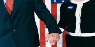 political couple