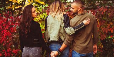 What It's Like To Be Polyamorous With Your Best Friends