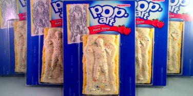 star wars pop tart